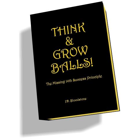 Think & Grow Balls!
