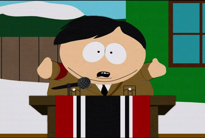Read more about the article South Park: Eric Cartman as Hitler Speaking German is Now a FREE Ringtone for iPhone/Android!