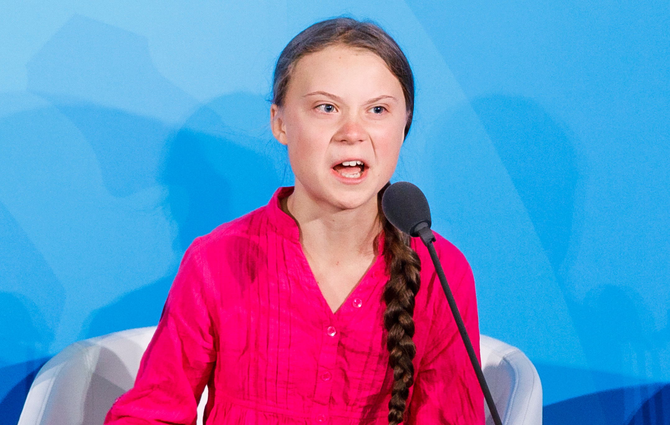 Greta Thunberg: 'How Dare You!' Heavy Metal Speech Sound Bites Are Now Ringtones for iPhone/Android!