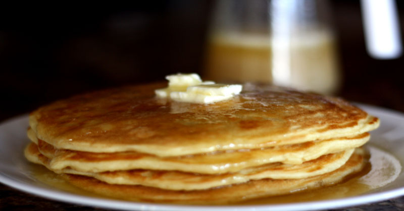 Read more about the article I Ate Sourdough Pancakes Made From The World's Oldest Sourdough Starter!
