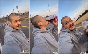Guy Skateboarding to Fleetwood Mac's 'Dreams' While Drinking Cranberry Juice Has a Ringtone!